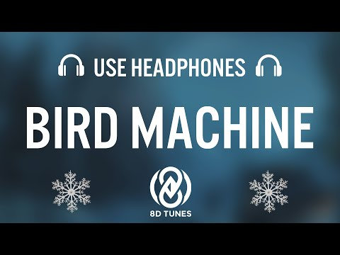 DJ Snake (feat. Alesia) - Bird Machine (Jingle Bells Edition) | 8D AUDIO