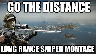 One of Stodeh's most viewed videos: Go The Distance - Long Range Sniper Montage Battlefield 4
