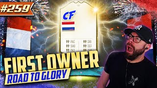 OMFG NO WAYYYYYYY!!!!!!! - ROAD TO GLORY #259 - FIFA 20 Ultimate Team