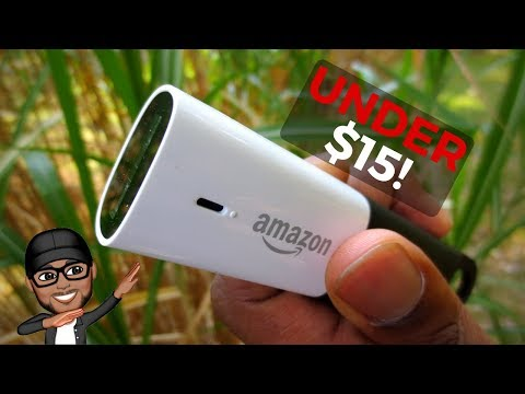 Amazon Dash Wand Review And Demonstration - Get It For Under $15!!!