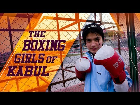 The Boxing Girls of Kabul Official Trailer: Punching down the prejudice