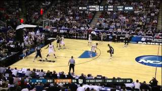 NCAA Breakdown:: How Jimmer Fredette and Kemba Walker Will Do In The NBA