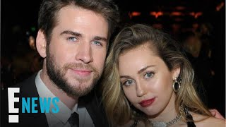 "Liam Hemsworth Enjoying ""The Husband & Wife Thing"" With Miley Cyrus 