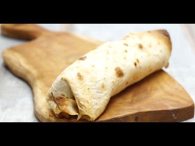 Fajita Tavuklu Wrap Tarifi, Nasıl Yapılır?