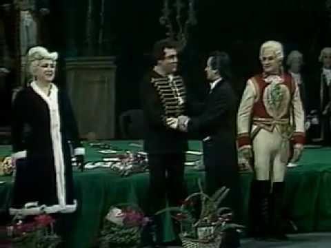 Pique Dame Atlantov Milashkina Obraztsova Mazurok Simonov Bolshoi LIVE 1983