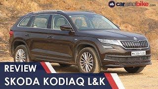 Skoda Kodiaq Laurin And Klement Review | NDTV carandbike