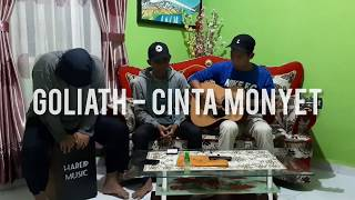 Download Mp3 Goliath - Cinta Monyet  Cover By Hareip Music