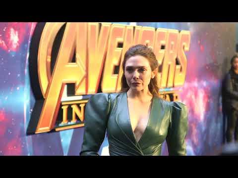 Avengers Infinity War UK Fan Event - B Roll (official video)
