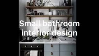 Small kitchen interior design …