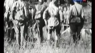 МОЯ ВЕЛИКАЯ ВОЙНА. Воспоминания ветеранов Александр Пыльцын (командир штрафбата)