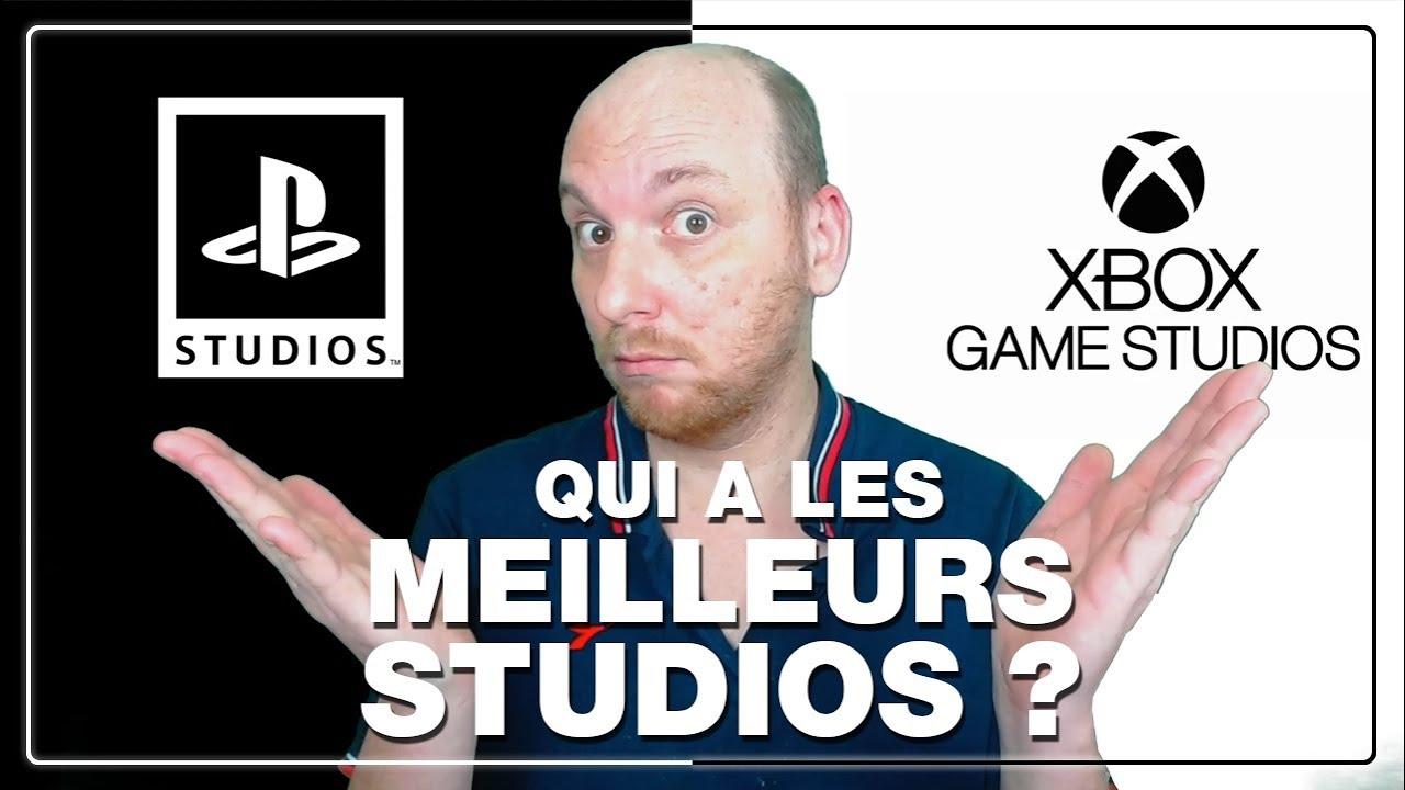 PlayStation 5 vs Xbox Series S/X : qui a les MEILLEURS STUDIOS, Sony ou Microsoft ? Réponse !