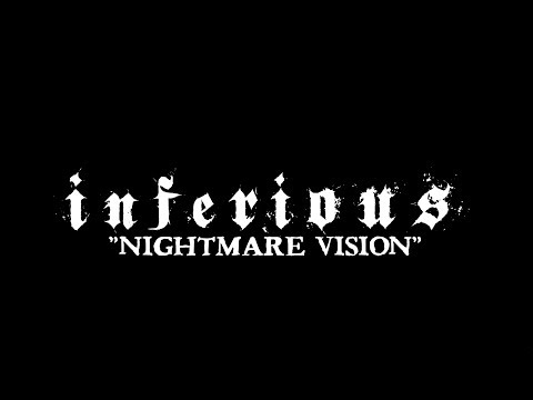Inferious - Nightmare Vision (OFFICIAL SINGLE STREAM)