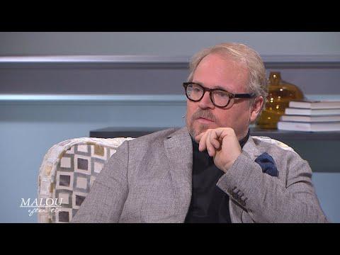 """Fredrik Lindström: """"Det är inte ordet som avgör hur vi ser på det.""""  Malou Efter tio TV4"""
