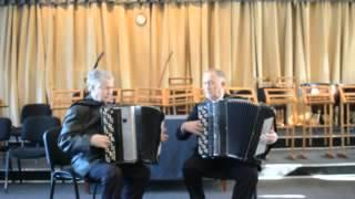 Борис Маркин  Мелодический вальс  исполняет Ансамбль  Конопочки баянные  лауреаты международных конк