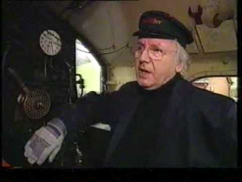 Pete Waterman opens Consall Station