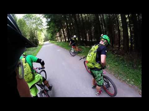 Rabenberg Trail center 09 2016 part 2