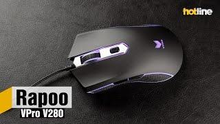 Rapoo VPro V280 — обзор игровой мыши