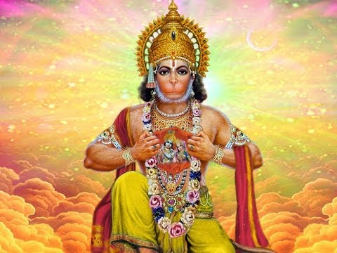 why lord hanuman is in monkey form