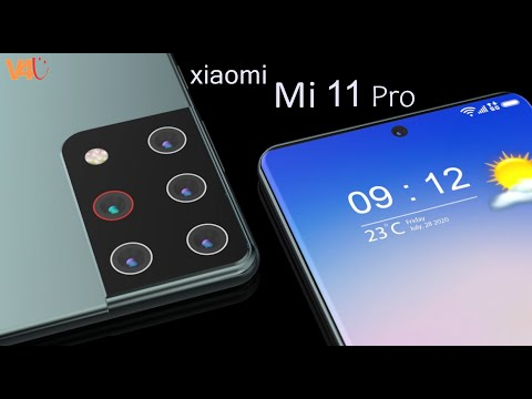Xiaomi Mi 11 Pro First Look, Price, Features, Release Date,Official Video, Trailer, Camera, Leaks