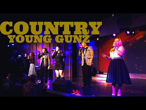Country Young Gunz 2017 SIX FLAGS OVER TEXAS SUMMER