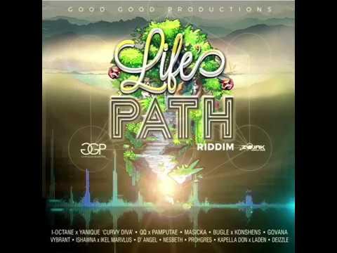 Life's Path Riddim Instrumental Good Good Production February 20181