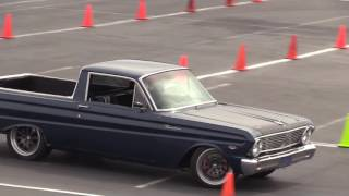 Eric Haas 1964 Ford Ranchero 2nd-Run 6/4/2016