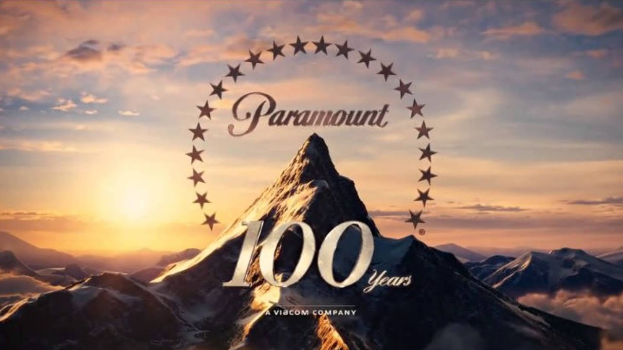 paramount 100 years a viacom company logo - photo #7