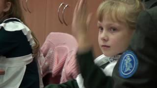 Открытый урок русского языка во 2 классе