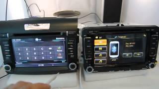 видео Головное устройство MyDean 5ххх / Штатные головные устройства / MyDean Android 5 серия / Каталог