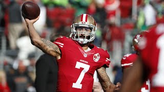 T&S: Would Kaepernick be willing to tryout for a back up job in Baltimore?