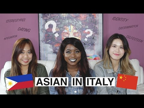 THEY'RE ONE OF ITALY'S LARGEST ETHNIC MINORITIES BUT YOU NEVER HEAR ABOUT THEM | ASIANS IN ITALY
