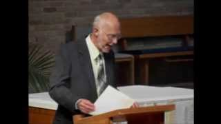 "Lecture by Larry Rasmussen, ""Creation, Sin, and Sacrament in the Anthropocene"""