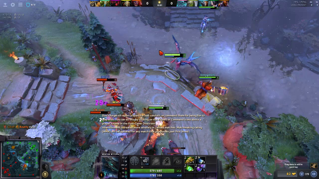 how to win a dota game in the first minute youtube