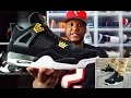 """JORDAN 4 """"ROYALTY"""" REVIEW AND ON FEET!!!"""