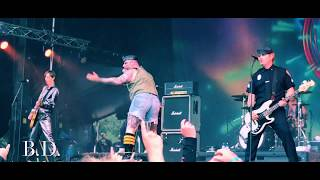Turbonegro - Just Flesh - 06.07.2018 - Norway Rock Festival 2018 - 4k