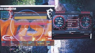 Overclocking my NVIDIA GeForce GTX 1050 TI