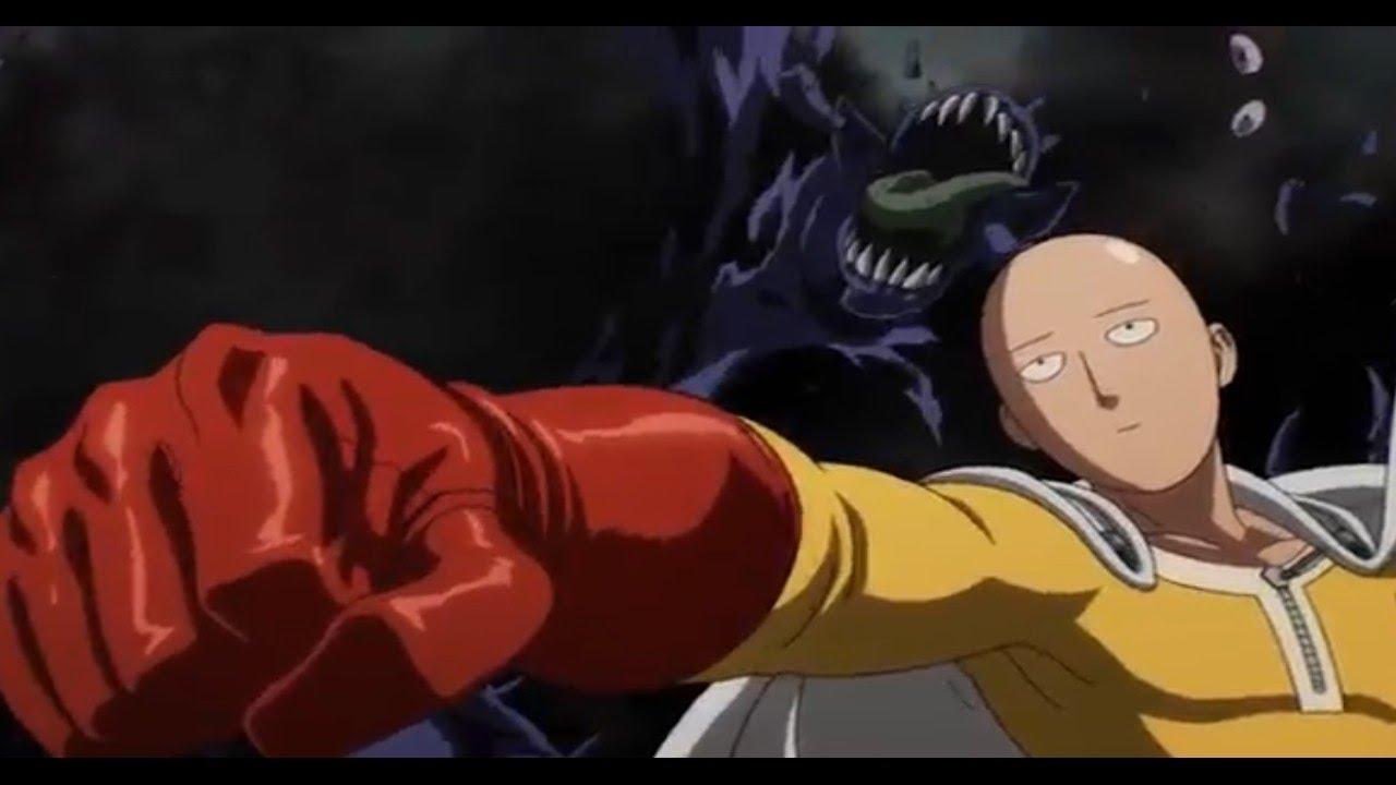 One Punch Man Season 1 Episode 1 Eng sub Full HD - YouTube
