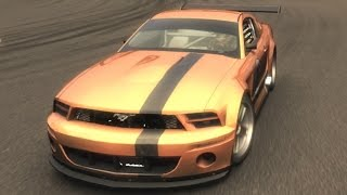 Ford Mustang GTR Concept Videos