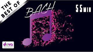 Jean Sebastien Bach meilleurs morceaux (Orchestre Philharmonique) ????Musique classique