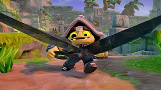Skylanders Trap Team - SHORTCUT Gameplay!