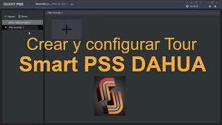 Crear y configurar جولة أون الذكية PSS داهوا