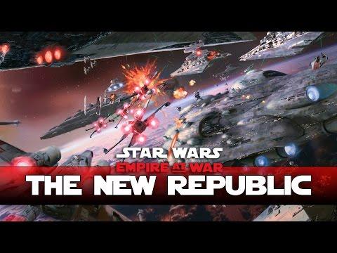 Viscount Capital Ship - Thrawns Revenge - Ep14 - (Star Wars RTS Lets Play)