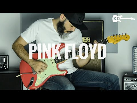 Pink Floyd - Time - Electric Guitar Cover By Kfir Ochaion
