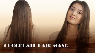 ЧУДО МАСКА ДЛЯ ВОЛОС ШОКОЛАДНАЯ МАСКА HEALTHY HAIR