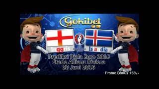 Prediksi Bola Inggris vs Islandia 28 Juni 2016(Dapatkan Kejutan lainnya hanya di Gokibet.info Hubungi kami di: Call & SMS: +855979377716 Blackberry: 2b42f758., 2016-06-23T11:34:57.000Z)