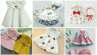 Very Beautiful Kit Baby Girl Frocks Design