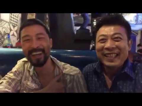 Jonny Tri Nguyen Stop by Vân Sơn Steaks house