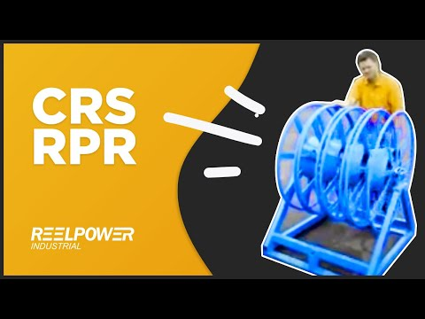 Reelpower Wire & Cable\'s CRS RPR - 5 Compartment Free Spinning ...