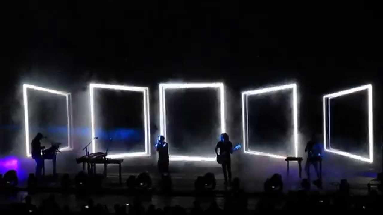 Nine Inch Nails @ PNC Bank Arts Center 8,2,14