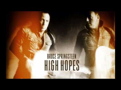 Bruce Springsteen - High Hopes Lyrics Video